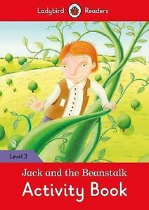 Jack-and-the-Beanstalk-Activity-Book-Ladybird-Readers-Level-3-LADYBIRD-Used