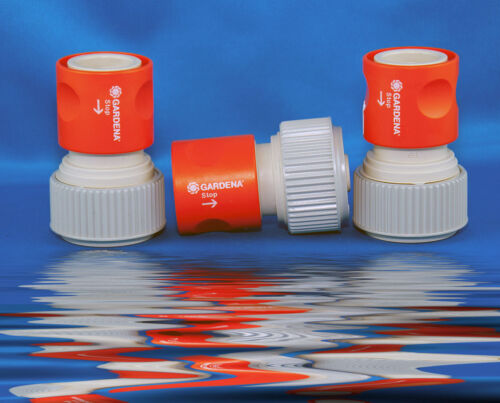 """System-Schlauchstück Wasserstop G 3//4/"""" 0914-26 z.B Einsatz mit Pumpe 3x GARDENA"""