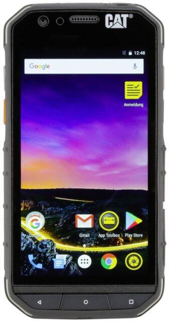 Caterpillar CAT S31 Dual SIM  16 GB Smartphone ohne Vertrag/SIMlock,  schwarz