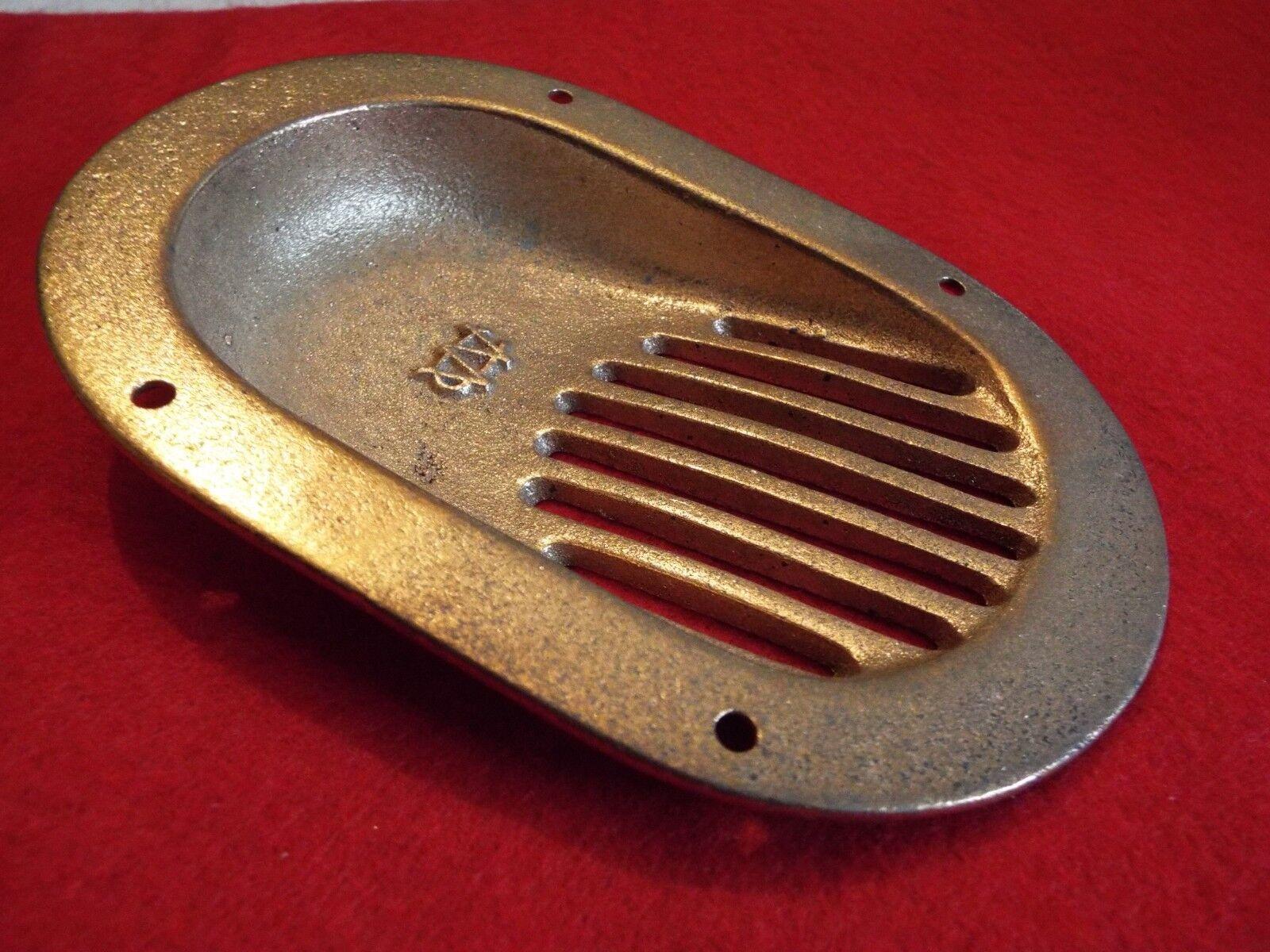 "Osculati Cast brass thru hull scoop strainer 1//2/"""