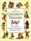 The Random House Children's Treasury : Fairy Tales, Nursery Rhymes and Nonsense Verse by Alice Mills (2003, Hardcover)