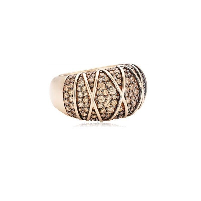 Joop DONNA-ANELLO MIS. 57 925 925 925 Sterling argentoo Zirconia Mosaics rosa jprg 90724c570 b90347