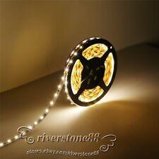 5M 500CM 12V 3528 White SMD Non-Waterproof 300 LED Strip Light String Ribbon