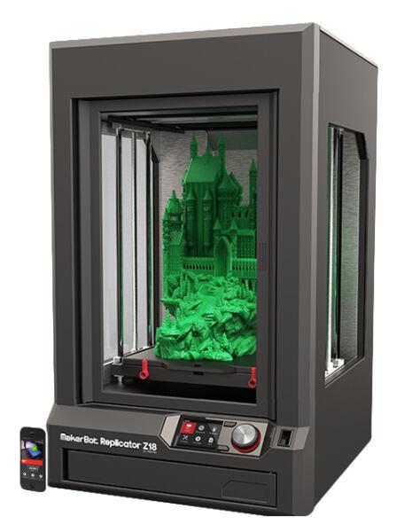 MakerBot Replicator Z18 3D Printer - Black