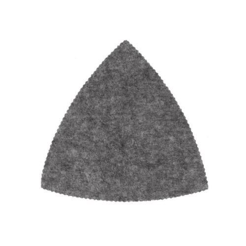 Bosch polierfilz dur pour Delta Meuleuse triangle Meuleuse 93mm 2608613016