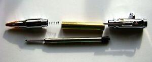 Bien Stylo à Bille Boulon Action Instruments D'ecriture Baussatz En Kits Plume Usines Et Mines
