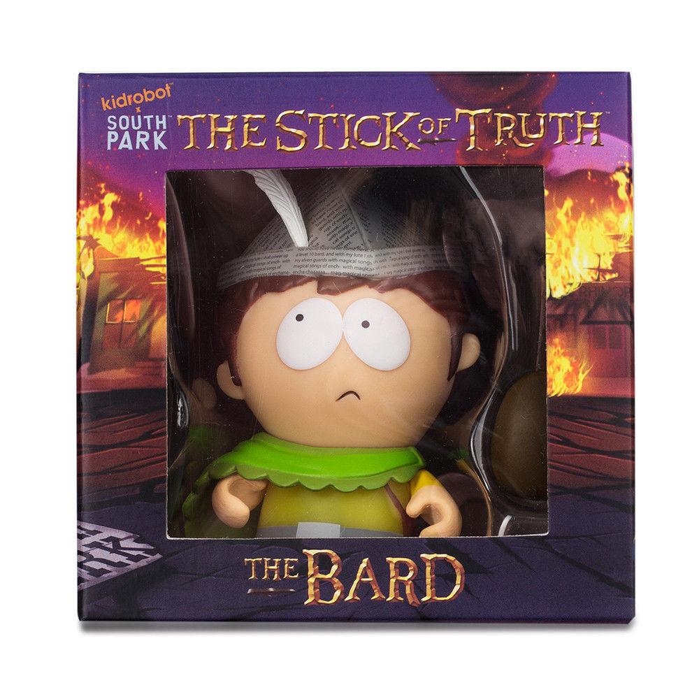 Kidrobot x South Park Jimmy  The Bard  SDCC 2017 Exclusive San Diego Comic Con