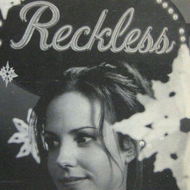 Reckless Playbill 2004 Biltmore Theatre Rosie Perez Mary Parker Debra Monk