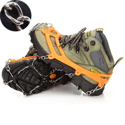 Spikes Steigeisen Ice Cleats Snow Grip Traction Cleats System für Schuhe Stiefel