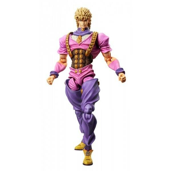 JoJo's Bizarre Adventure Part.I - Super Action Statue Dio Brando