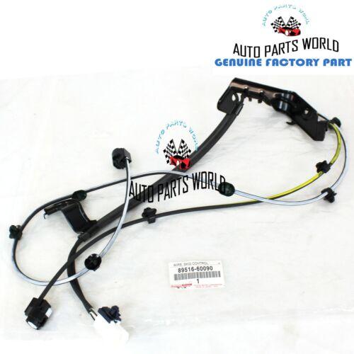 GENUINE TOYOTA 4RUNNER LEXUS GX470 REAR ABS SKID CONTROL SENSOR WIRE 89516-60090