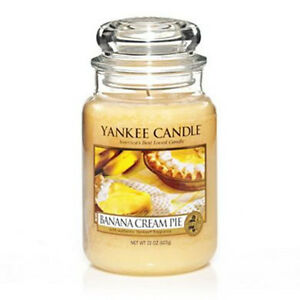 Yankee Candle - BANANA CREAM PIE - 22 oz - Great Food ...