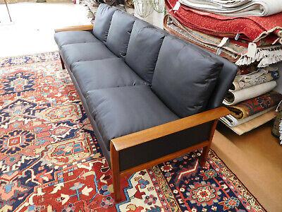 Hans Olsen Rosewood Sofa For Vatne