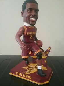 Kyrie Irving Bobblehead. Forever Collectibles Numbered Limited Edition.93/2,017