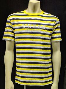 Dettagli su Guess Occhiali Rod Stripe T shirt mostra il titolo originale
