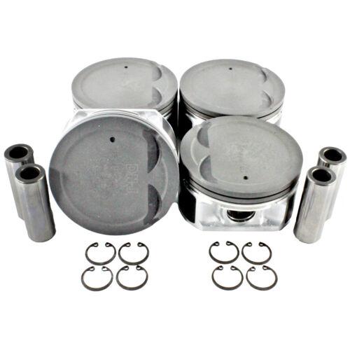 DNJ Engine Components Piston Set Standard Size P534