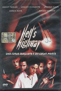Hell-039-s-Highway-DVD-Nuovo-sigillato-EP-Enrico-Pinocci