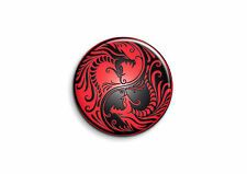 Fantastique - Dragon 2 - Badge 56mm Button Pin