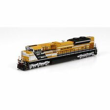 ATHEARN ATHG68823 SD70ACe W/DCC & SOUND, EMD CATERPILLAR CAT DEMONSTRATOR  #1201