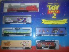 TOY STORY 2 ~ ELECTRIC TRAIN SET HO SCALE WALT DISNEY FACTORY SEALED
