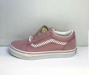 SH1* Vans Checkerboard Suede Stripe Old