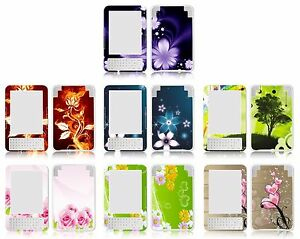 wholesale dealer 426b3 030fe Details about Vinyl Case Decal Cover Art Sticker Skin for Amazon Kindle  Keyboard 3G