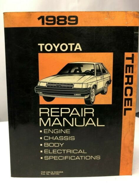 Manuals 1986 Toyota Tercel Service Manual Full Version Hd Quality Service Manual Vwownersmanuals Clubamicidellondulato It