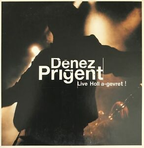DENEZ-PRIGENT-LIVE-HOLL-A-GREVRET-CD-ALBUM-PROMO