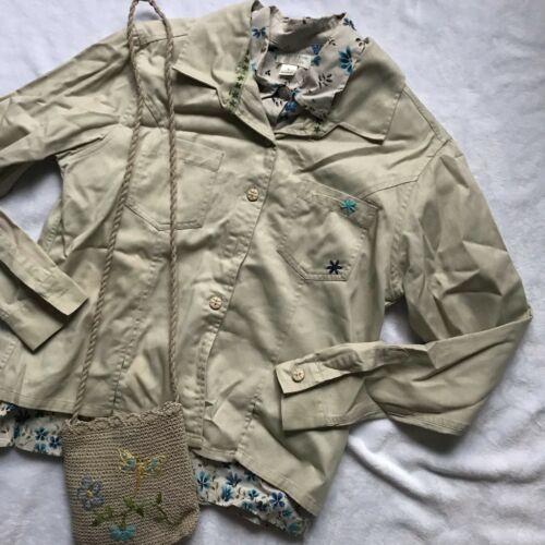 Women's 3 Piece Set - T-shirt, Denim Jacket, & Pu… - image 1