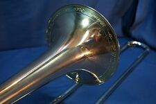 1946 FE Olds Super Professional Tenor Trombone-Los Angeles Calif