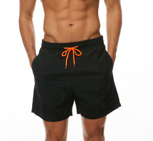 70e8ea0b17 Clothing, Shoes & Accessories TACVASEN Waterproof Men's Quick Dry Beach  Casual Shorts Swim Trunks with Pockets Men's Clothing