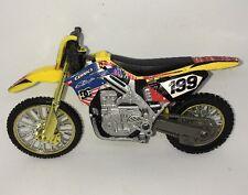 Cernics Motor Cycle 2012 Jakks MXS #199 Pacific Travis Pastrana Suzuki RMZ450
