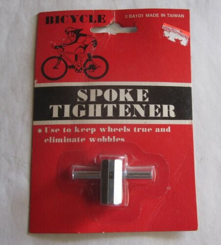 Bicycle Bike Spoke Tightener Tool New