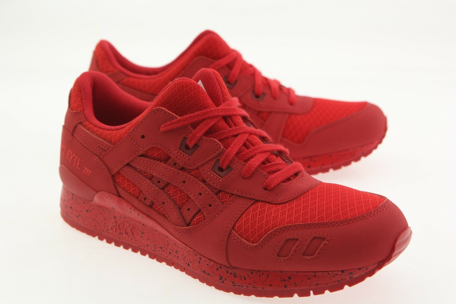 70153a58b7df Asics Tiger Men Gel-Lyte III - Mono Pack red red red H6X3L-2525 ...