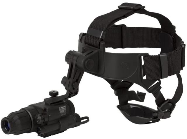 Pulsar Challenger GS 1x20 Nightvision Monocular Con Headmount Kit