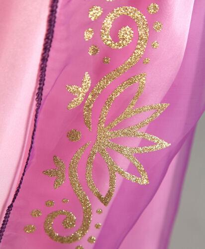 Girls Rapunzel Fairytale Snow White Fancy Dress Princess Outfit Kids Costume