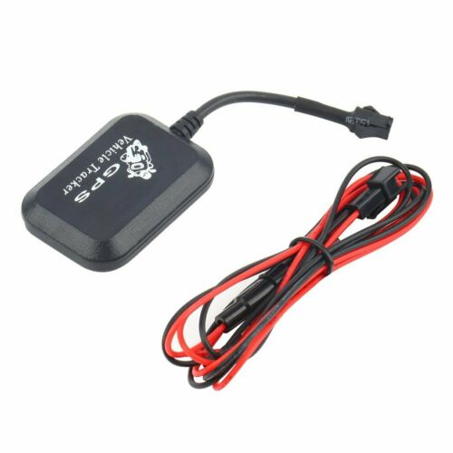 Portable Tracker SMS Network Bike Car Motorcycle Monitor Locator ZQ