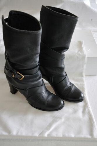 Original Chloé Booties / Stiefel / Schwarz / 39,5 / sehr guter Zustand