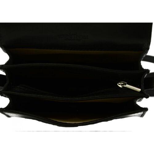 vakken in Dames Black echt leer 3 tas Eliana Mini HqqRgY