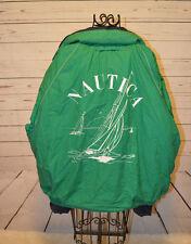 VINTAGE NAUTICA CHALLENGE Sailing Jacket Coat Yacht Reversable Size XL