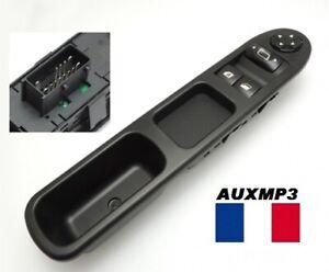Bouton-Leve-Vitre-Electrique-Peugeot-207-6554-QC-6554QC-96548591XT