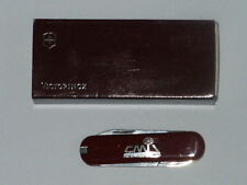 MIB Vintage VICTORINOX Advertising Pocket Knife  MINT IN BOX