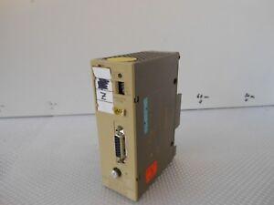 Siemens 6ES5 385-8MB11, Siemens Highspeed counter 25/500kHz, E-Stand: 05 - Nehren, Deutschland - Siemens 6ES5 385-8MB11, Siemens Highspeed counter 25/500kHz, E-Stand: 05 - Nehren, Deutschland