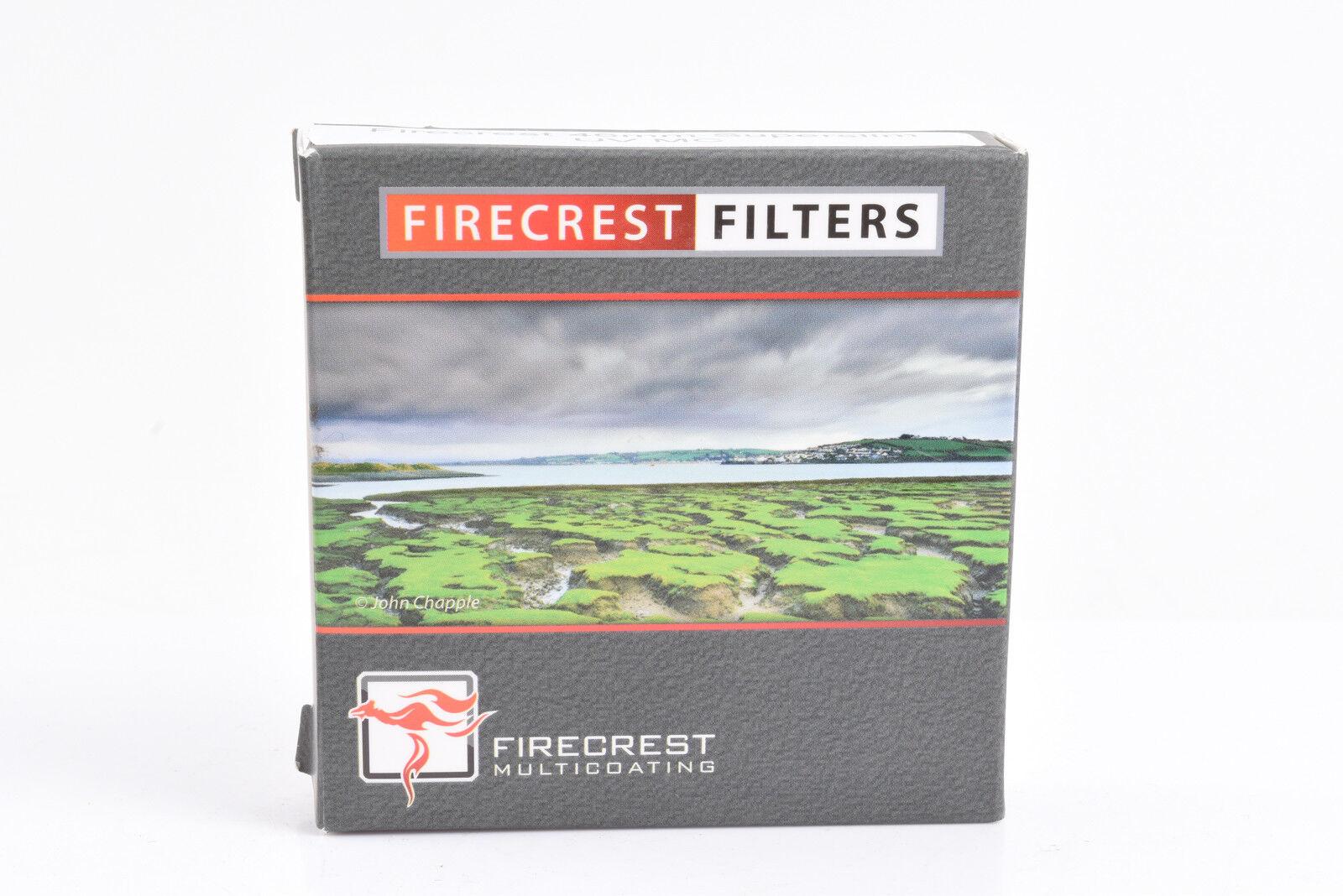 Firecrest 46mm Superslim stackable multicoated UV 370 Filter
