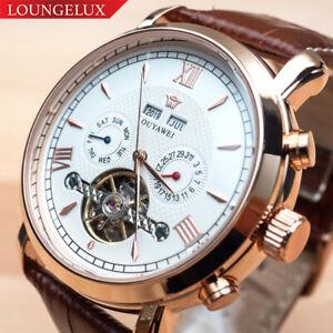 Mens-Flywheel-Open-Heart-Luxury-Bling-Skeleton-Automatic-Mechanical-Wrist-Watch