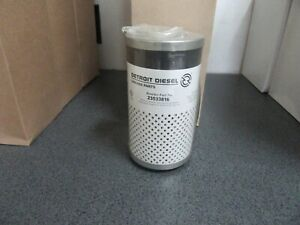[SCHEMATICS_48IS]  NEW GENUINE DETROIT DIESEL FUEL FILTER (PN 23533816) | eBay | Detroit Diesel Fuel Filter |  | eBay
