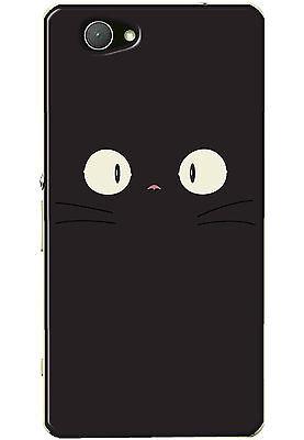 Kiki Delivery Jiji The Cat Sony Xperia Z5 Compact Hard Case Geeky Studio Ghibli