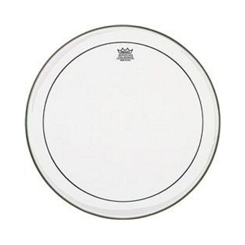 "Remo PS031400 14/"" Pinstripe Clear Tom Tom//snare Drum Head"