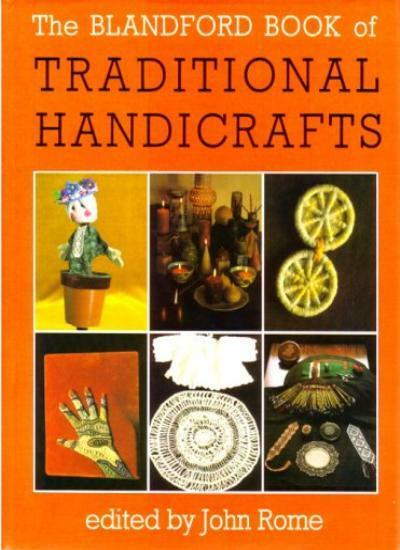 Book of Traditional Handicrafts,John Rome