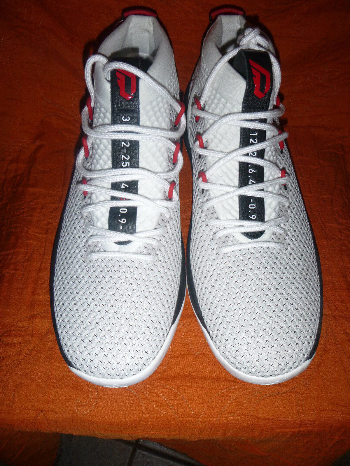 a0f9415b4a0 Adidas DAMINA LILLARD BY3759 DAME 4 BASKETBALL SIZE 16 NWOB & WOT SNEAKER  NEW nqlmue4166-Athletic Shoes